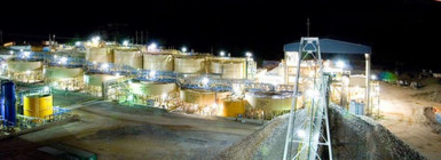 Peligros por Residuos Mineros en México