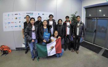 Universitarios ganan competencia internacional con algoritmo para detección temprana de sargazo