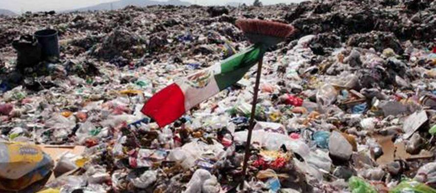 Ayuntamiento incumple con fomento de reciclaje y manejo de residuos