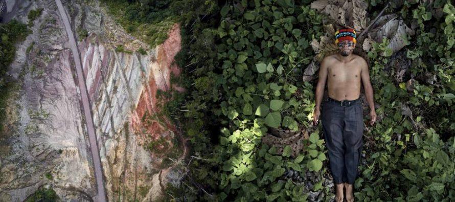 Julián: la lucha contra la carretera que divide al pueblo amazónico