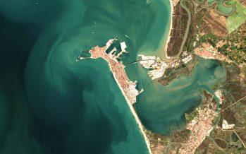 Los satélites que vigilan el mar