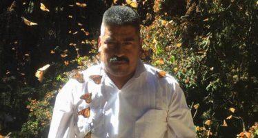 """Descarta gobierno de Michoacán asesinato del activista ambiental Homero Gómez González. """"Se ahogó"""", asegura"""