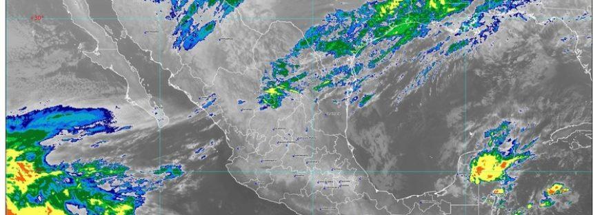 Prevén ambiente gélido y heladas en el norte y el centro de México y posibles nevadas en montañas de Sonora, Chihuahua y Durango