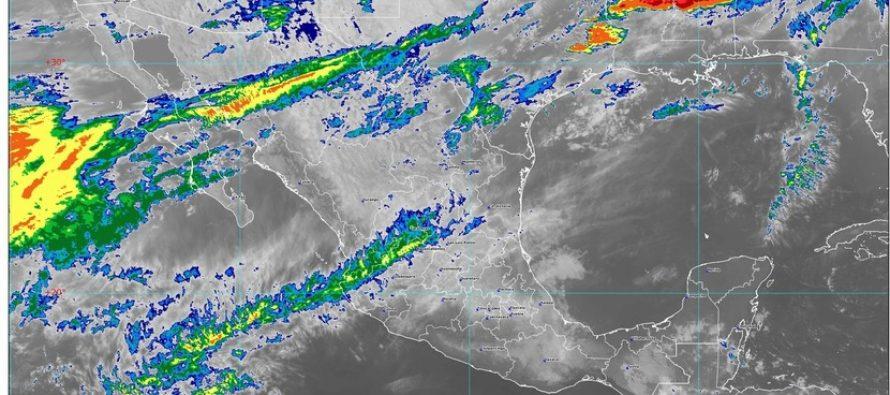 Rachas de viento de 70 km/h se pronostican para el Istmo y el Golfo de Tehuantepec