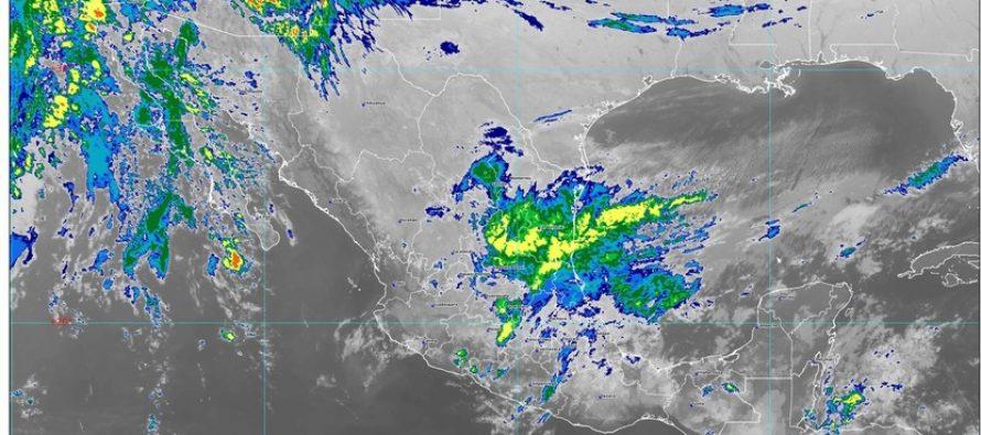 Hoy se prevé ambiente frío en la mayor parte de México y lluvias intensas en Chiapas, Oaxaca y Veracruz