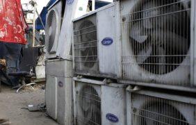 Estudio encuentra aumento de choque en niveles de potentes gases de efecto invernadero