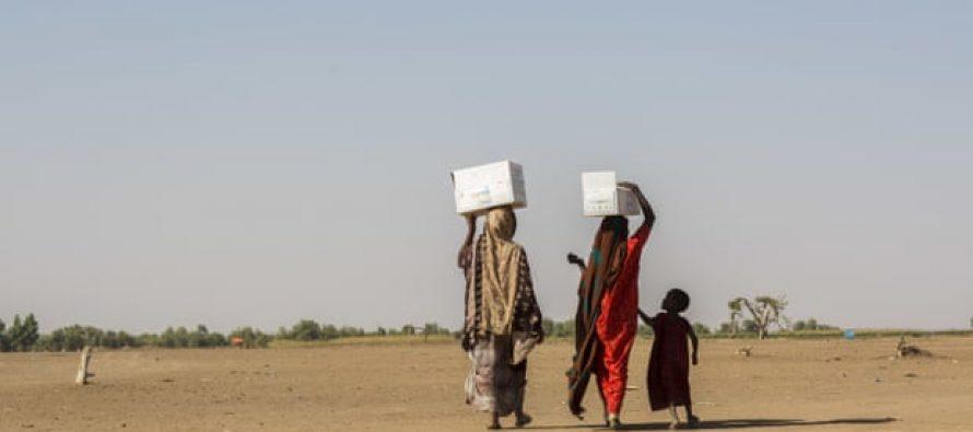 El colapso climático 'está aumentando la violencia contra las mujeres'