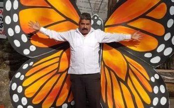 Defensor de la mariposa monarca es reportado como desaparecido