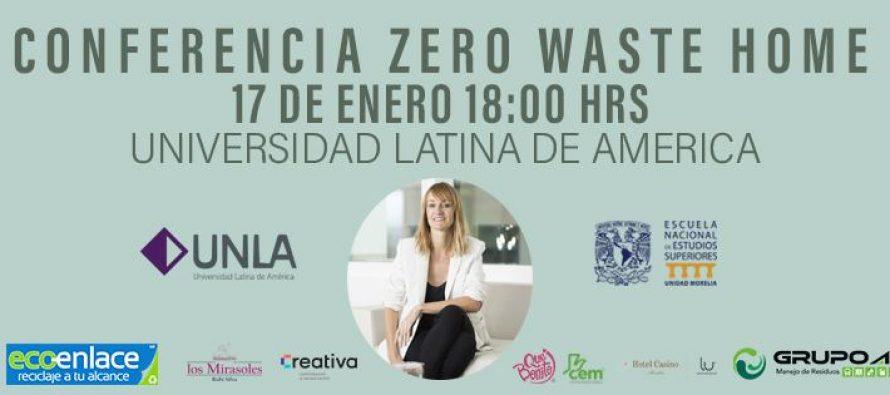 Conferencia Zero Waste Home