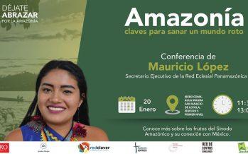 Amazonia: claves para sanar un mundo roto