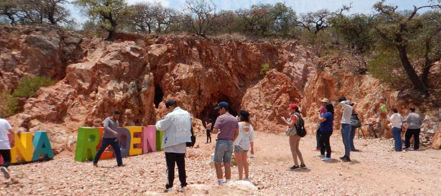 Gestionan tercer geoparque en Querétaro