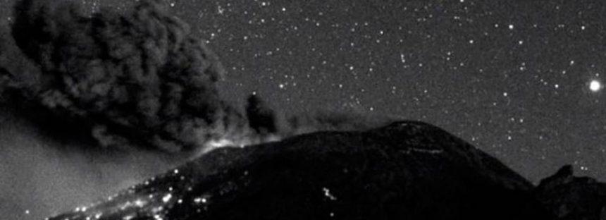 El Popocatépetl se encuentra estable, difícil que aumente su actividad