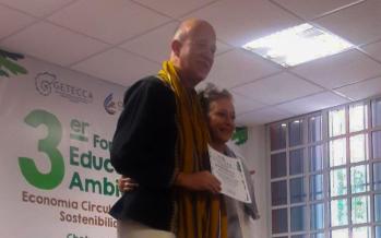 En México podemos y debemos vivir bajo los principios éticos, morales y ambientales de La Carta de la Tierra