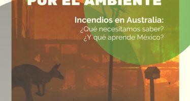 #4 Tragos por el medio ambiente, incendios en Australia