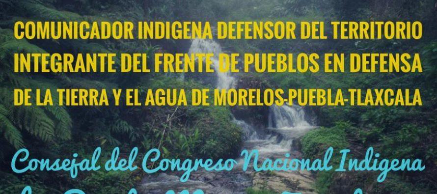 Acción urgente por la libertad inmediata de Miguel López Vega