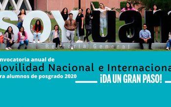 Movilidad Nacional e Internacional