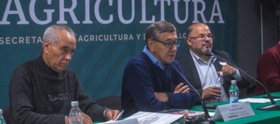 Gobierno mexicano y productores avanzan en integración del Programa Nacional para Productos Orgánicos