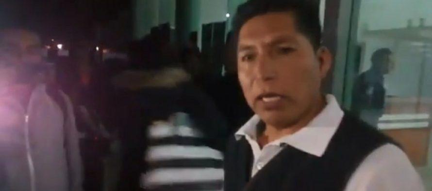Liberan a ambientalista Miguel López, recluido en Puebla