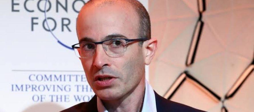"""Las tenebrosas predicciones de Yuval Harari en Davos: """"La mente está en peligro"""""""