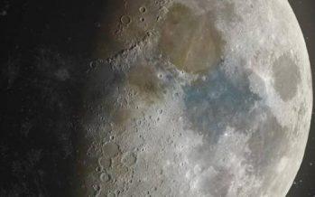 La espectacular fotografía de la Luna como nunca antes se había visto