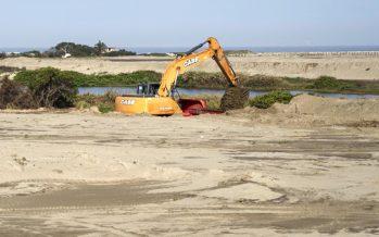 El despojo que nadie ve en México: el robo de arena de playas