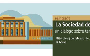 Mesa debate La Sociedad de Naciones y México: un diálogo sobre temas y fuentes