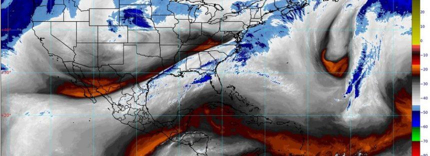 Por Frente Frío 41 con masa de aire polar, habrá descenso de temperaturas en el noroeste, norte y noreste de México