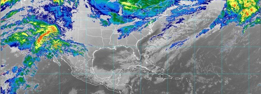 Ambiente frío y heladas matutinas en zonas del norte y centro de México; evento de norte en Golfo e Istmo de Tehuantepec