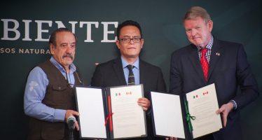 México y Canadá van por cooperación en protección y conservación de áreas naturales protegidas