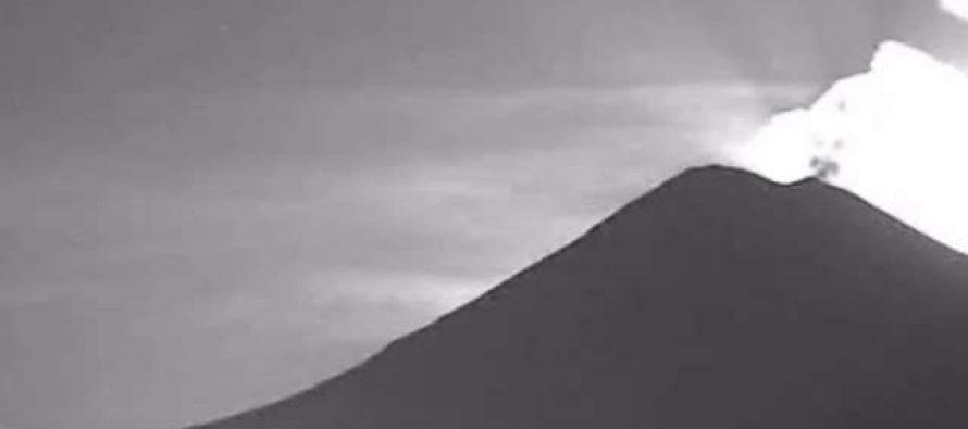 Meteorito ilumina el cielo de #México