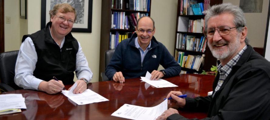 La Universidad de Sudáfrica pide asesoría al CICESE sobre temas de geociencias