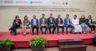 La UNAM hará investigación para fomento de pesca y acuacultura sustentables en México