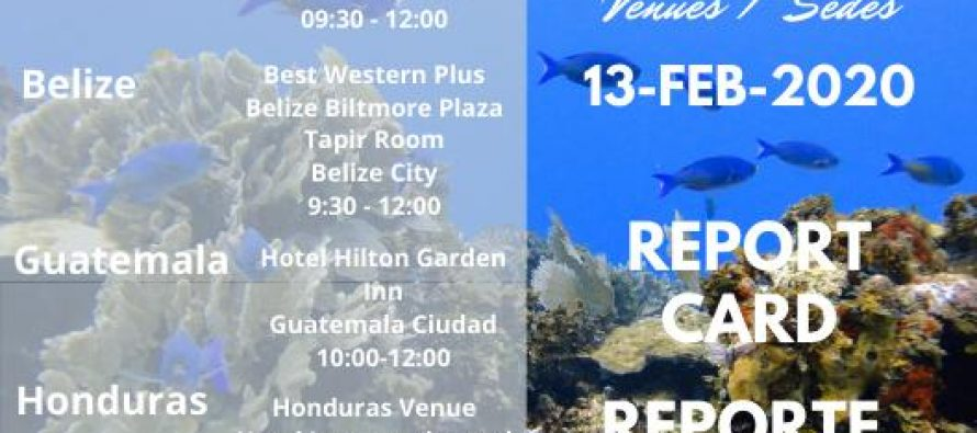 Arrecifes Saludables