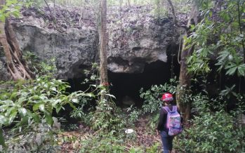 Cueva del Templo de La Estalagmita, parte de una red de sitios arqueológicos subterráneos en Playa del Carmen