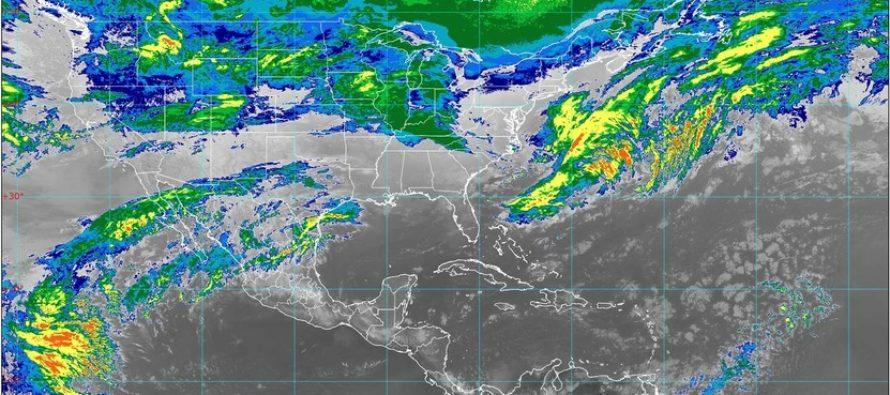 Rachas de viento de 60 km/h, se esperan este día en Tamaulipas, Chihuahua y Durango; el resto de México con ambiente de cálido