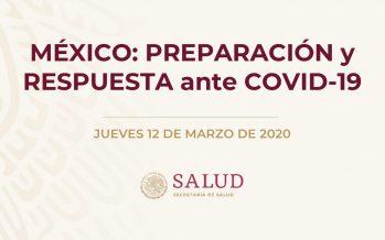 México: preparación y respuesta ante el COVID-19