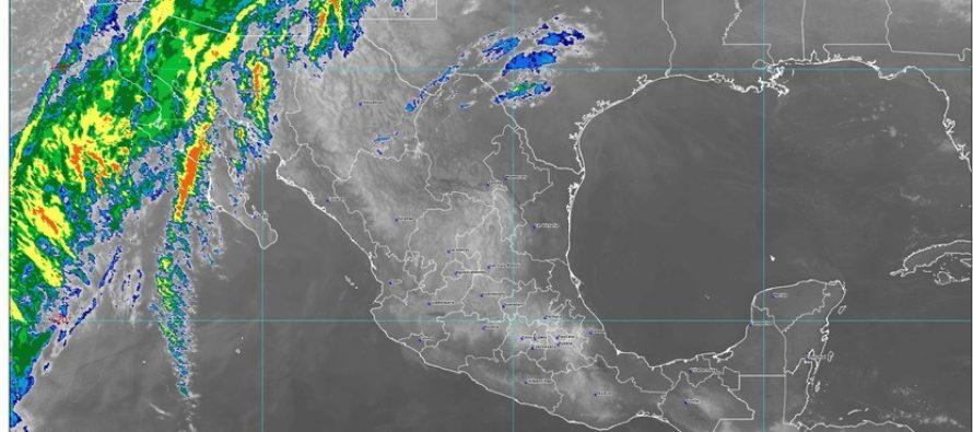 Sigue onda de calor de hasta 40 a 45 °C en todo México, excepto en el noroeste por Frente Frío No. 46