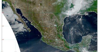Lluvias fuertes, descargas eléctricas y posibles granizadas para Chiapas; onda de calor resto de La República Mexicana