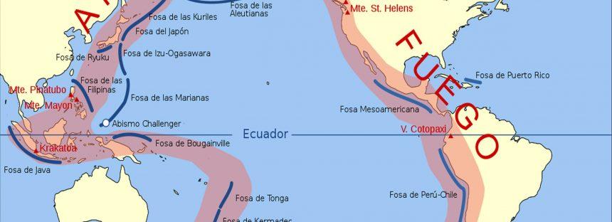 Normal y común la actividad sísmica y volcánica en el Cinturón de Fuego aseguran científicos de la UNAM