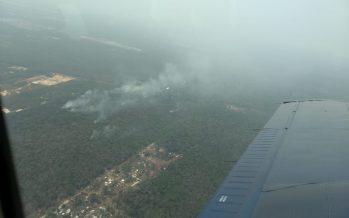 Prevención de incendios: se prohíben quemas agrícolas en Quintana Roo