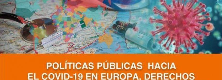 Políticas públicas hacia la COVID-19 en Europa, derechos humanos y las fronteras en México (seminario virtual)
