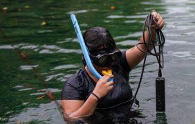 Proyecto Gran Acuífero Maya forma jóvenes mexicanos y mexicanas con conciencia ambiental