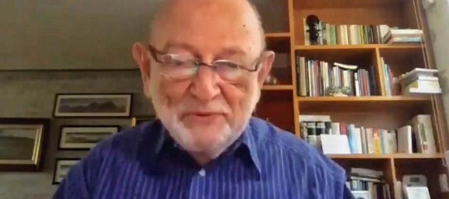 La voz autorizada de José Sarukhán advierte: el abuso de la naturaleza causa emergencias sanitarias