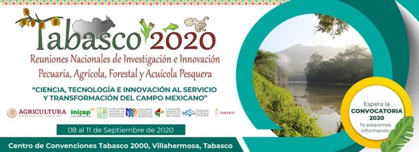 Se aplaza un año el encuentro Ciencia, tecnología e innovación al servicio y transformación del campo mexicano Tabasco 2020