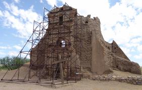 INAH: Investigación arqueológica y conservación de la Ex Misión de Cocóspera, en Sonora