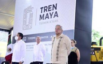 Activistas ambientales de México, contra el Tren Maya