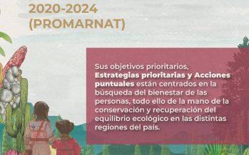 Programa Sectorial de Medio Ambiente y Recursos Naturales 2020-2024 #PROMARNAT