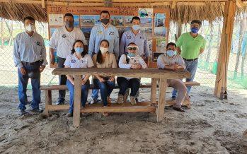 TecNM campus Lázaro Cárdenas, apoya trabajo en Campamento Tortuguero El Habillal en el Pacífico michoacano