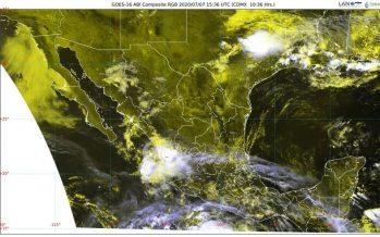 Alerta en el Pacífico por proximidad de tormenta tropical Cristina; ocasionará lluvias intensas en Michoacán, Guerrero y Oaxaca