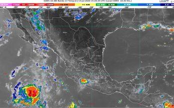 ¡México bajo el agua! lluvias fuertes con descargas eléctricas y granizadas en estados del norte, occidente, sur y sureste de México